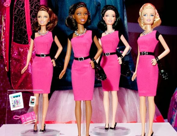 Diversity in the Barbie Universe