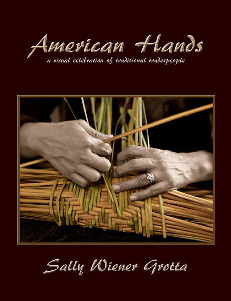 The American Hands Journal by Sally Wiener Grotta