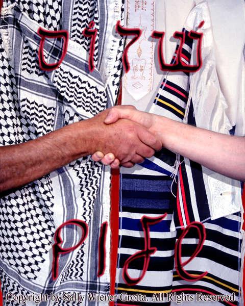 Shalom Salam by Sally Wiener Grotta