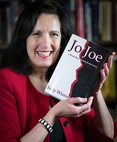 "Sally Wiener Grotta, author of ""Jo Joe"""