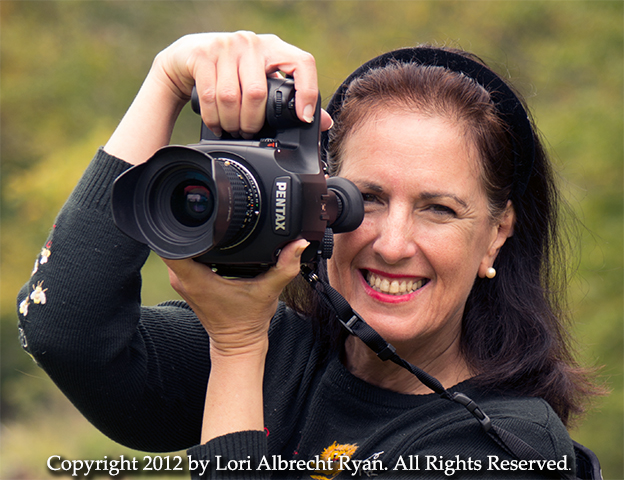 Sally Wiener Grotta, photographer, by Lori Ryan
