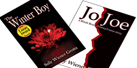 Winter Boy and Jo Joe, novels by Sally Wiener Grotta
