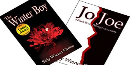 Winter Boy and Jo Joe, novels by Sally Wiener Grotta