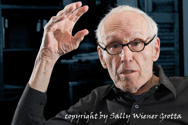 Barney Rosset by Sally Wiener Grotta