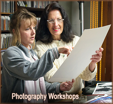 Photography programs, workshops and master classes