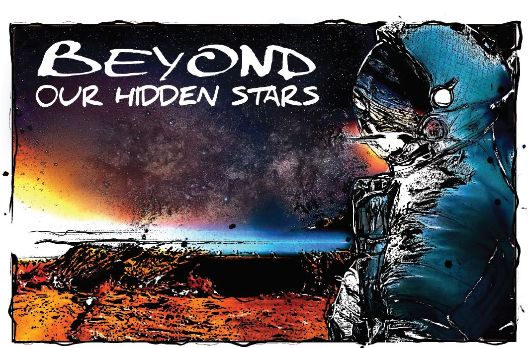 """Beyond Our HIdden Stars"" short story by Sally Wiener Grotta"