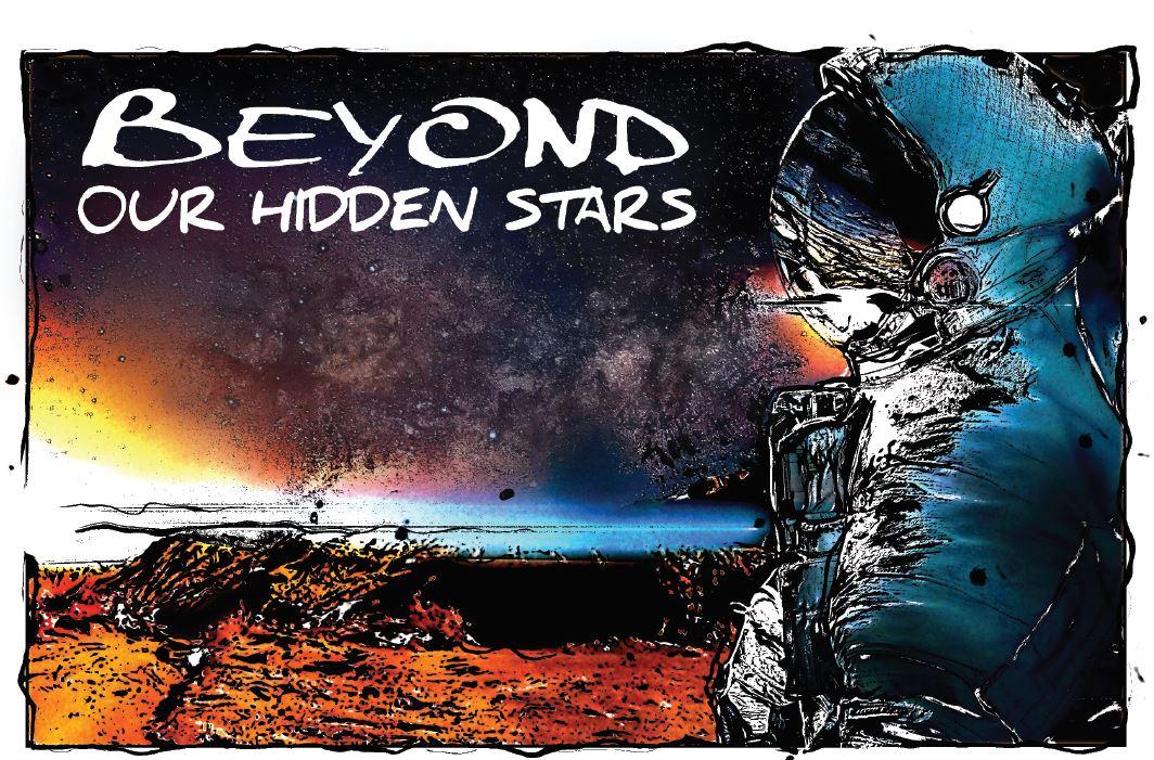 """Beyond Our HIdden Stars"" short story by Sally Wiener Grotta"