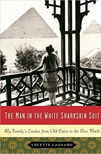 """The Man in the White Sharkskin Suit"" by Lucette Lagnado"
