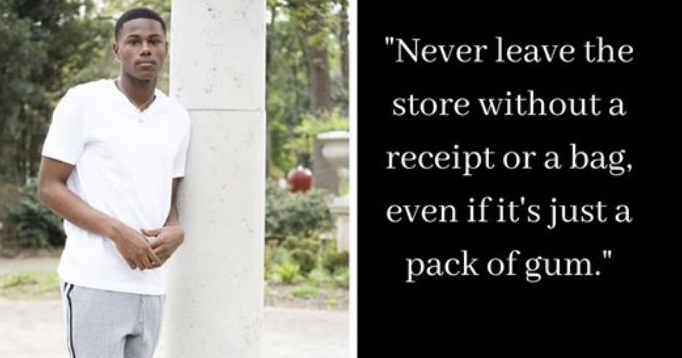 Black Teen Shares The Rules His Mom Makes Him Follow When Leaving The House
